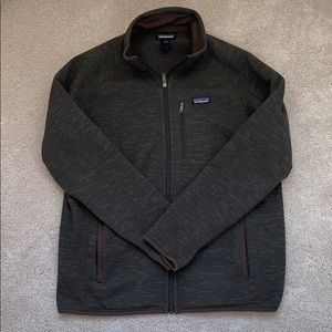 Men's large Patagonia sweater jacket